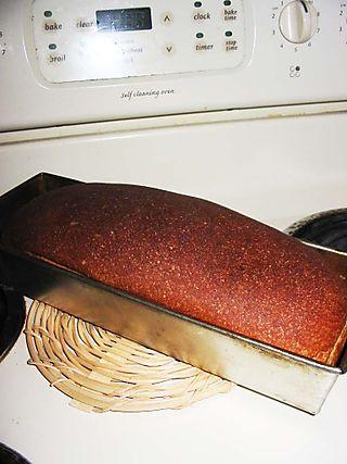 Whole wheat cheater bread