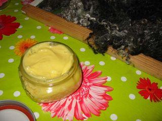 Peppermint cream salve