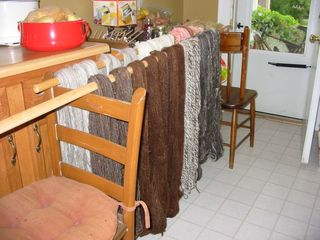 Yarn inside