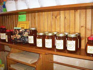 Honey shelf