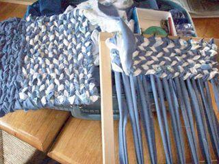 Morning weaving