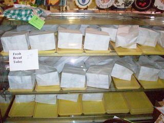 Case of bread