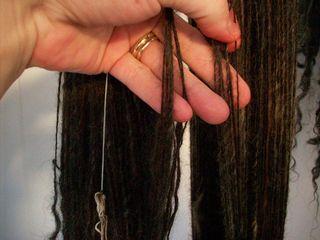 Dog hair singles